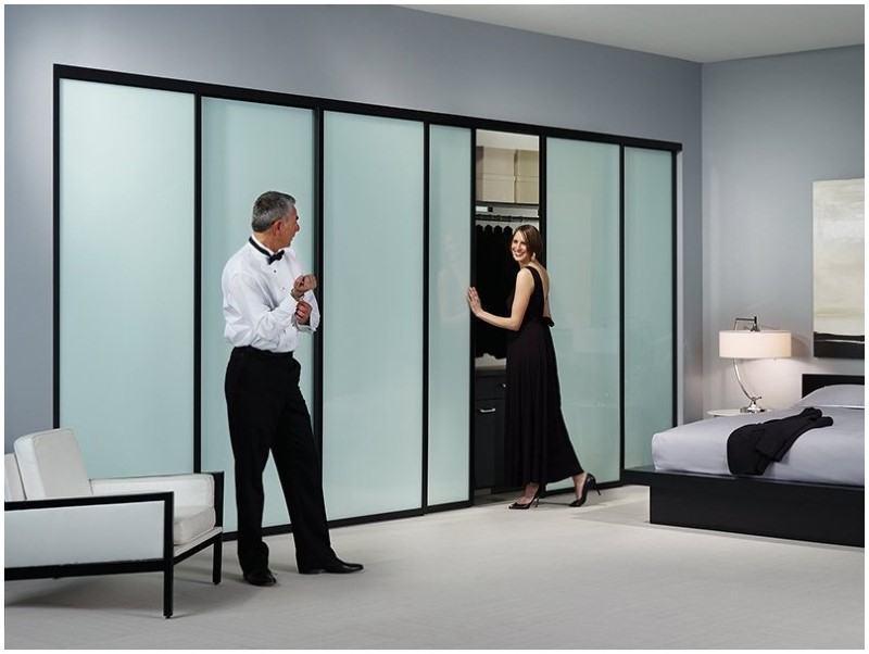 Sliding Closet Doors for Large Opening