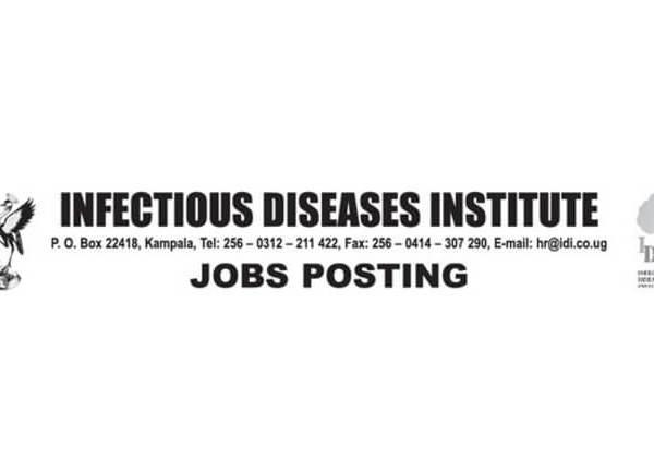 IDI Uganda Jobs 2021