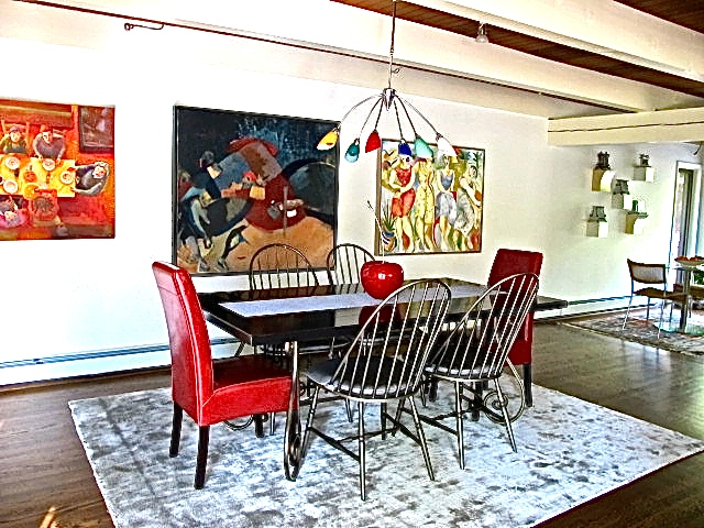 Buying A Dining Room Rug
