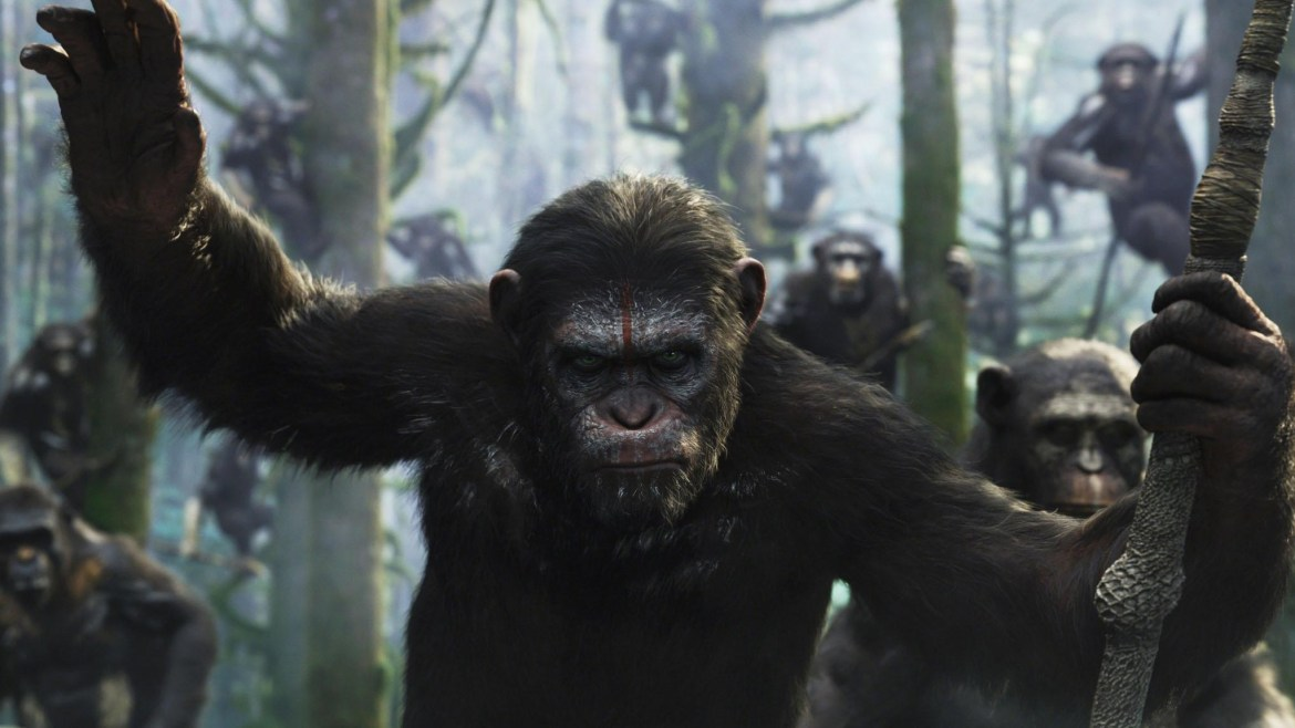 Rapid Movie Review: 'Dawn of Apes' and 'Coherence'