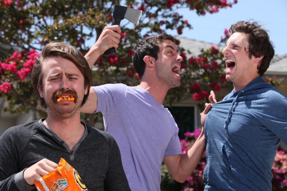 A Calcium For Your Funny Bone Web Series – A Q&A w/ Brandon H. Rodriguez