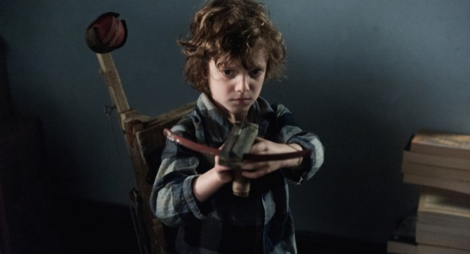 Noah Wiseman stars in THE BABADOOK.