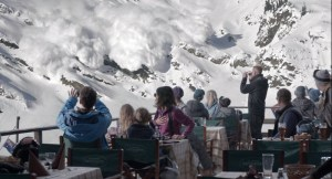 FORCE MAJEURE opens Oct. 24.