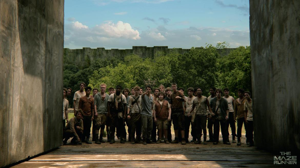 Interview: 'The Maze Runner' Cast On What Would Be Cut From Their Life Movie