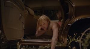 Maika Monroe stars in IT FOLLOWS.