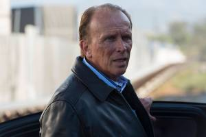Peter Weller as Charlie Barosky on SONS OF ANARCHY. Photo courtesy of Prashant Gupta/FX.