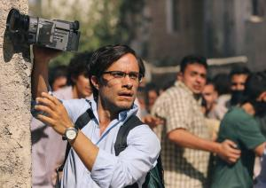 Gael García Bernal plays Maziar Bahari in Jon Stewart's Rosewater. Photo courtesy of Open Road Films (II) .