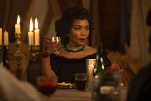 "AMERICAN HORROR STORY: FREAK SHOW ""Show Stoppers""- Episode 12 --Pictured: Angela Bassett as Desiree Dupree. CR: Michele K. Short/FX."