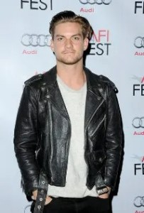 Actor Jake Weary at AFI Fest 2014.