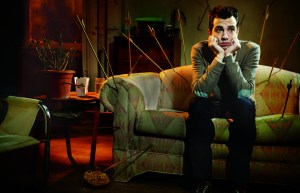 MAN SEEKING WOMAN -- Pictured: Jay Baruchel as Josh. CR: Matthias Clamer/FXX.