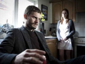 Jamie Dornan is Paul Spector in THE FALL. Photo courtesy of Netflix.