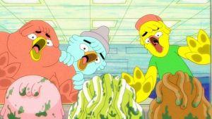 STONE QUACKERS -- (Aired Thursday, February 19, 12:00 AM e/p). Photo courtesy of FXX.