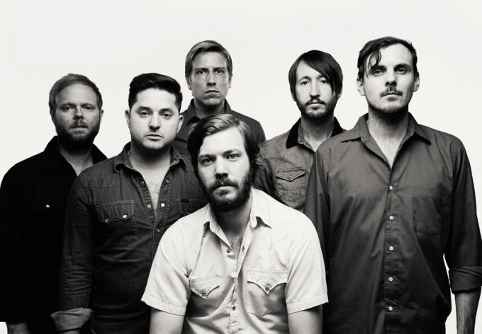 The members of Midlake.