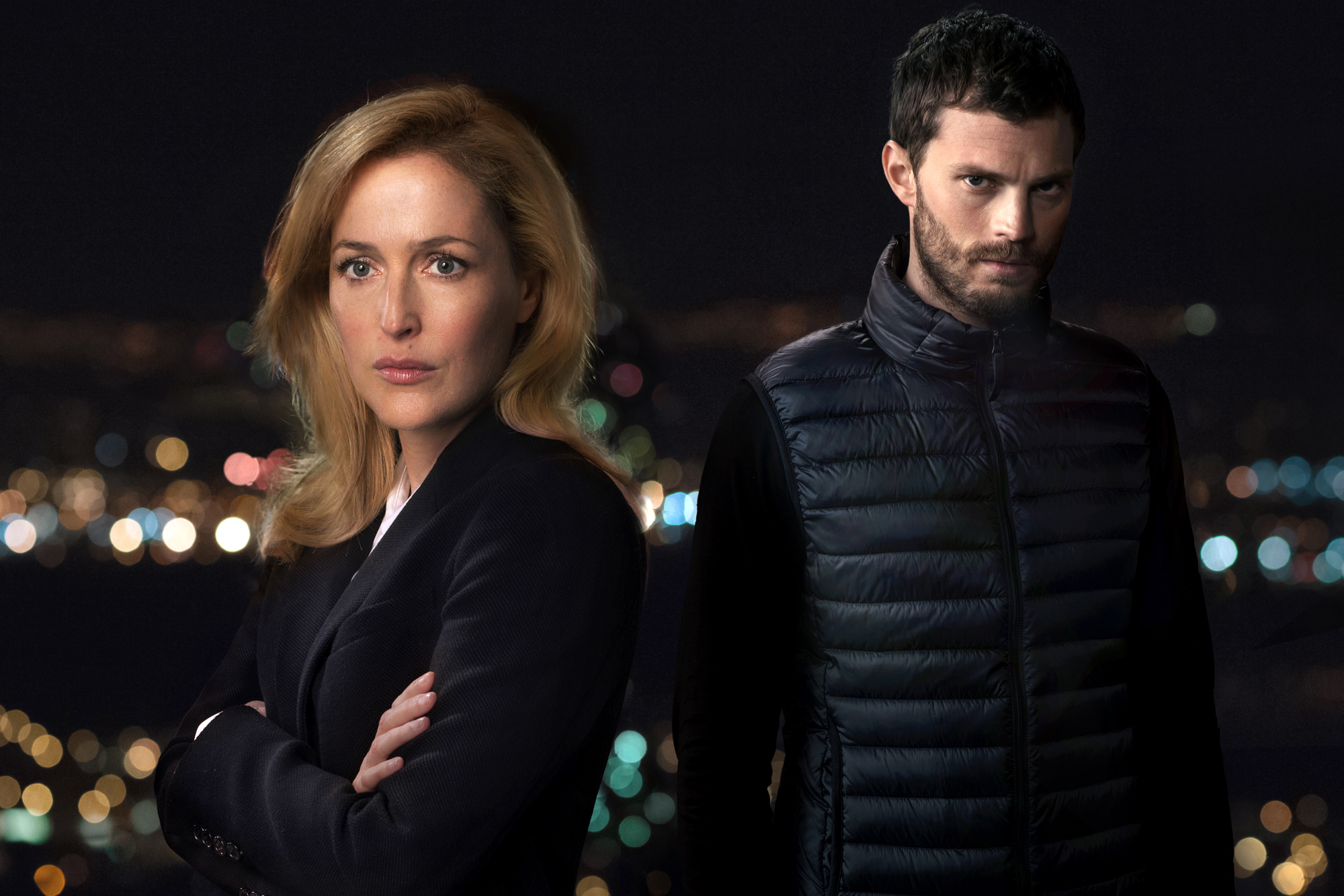 Netflix Review: Season 2 of 'THE FALL' – A Stately Serial-Killer