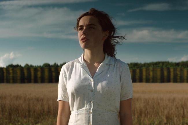 Kiernan Shipka stars in ONE & TWO. Photo courtesy of Bow and Arrow Entertainment.
