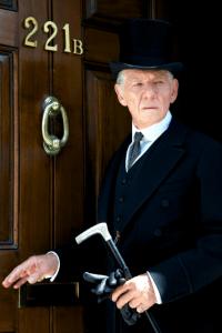 Ian McKellen in MR. HOLMES. Photo courtesy of Roadside Attractions / John Stow.