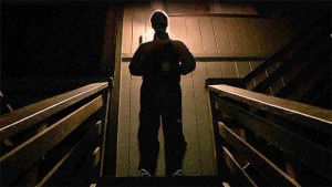 Mark Duplass in CREEP. Photo courtesy of RADiUS-TWC.