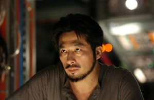 Hiroyuki Sanada in SUNSHINE (2007). Photo courtesy of Fox Searchlight Pictures.