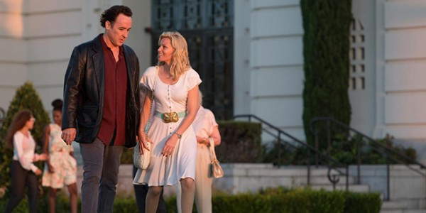 John Cusack and Elizabeth Banks play Brian Wilson and Melinda Ledbetter. Photo courtesy of Roadside Attractions.