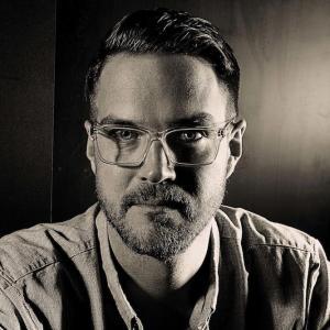 Writer-director Patrick Brice.