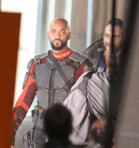 Will Smith as Deadshot.