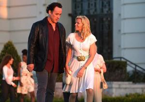 John Cusack and Elizabeth Banks are Brian Wilson and Melinda Ledbetter in LOVE & MERCY. Photo courtesy of Roadside Attractions.