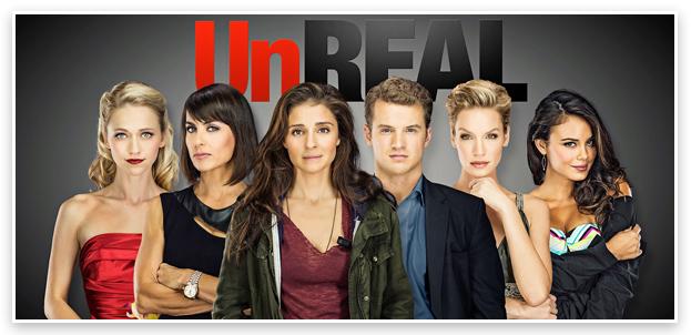 """150307 unreal - UnREAL (S01E10) """"Future"""" (Finale)"""
