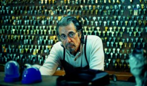 Al Pacino in Manglehorn (photo courtesy of IFC)