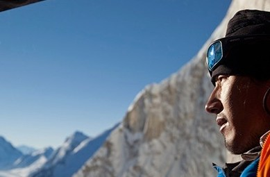 Jimmy Chin and His Powerful Journey in the Mountain Climbing Documentary 'MERU'