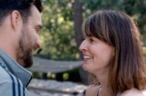 Jake Johnson (Left) and Rosemarie Dewitt (Right) play married couple Tim and Lee (photo courtesy of the orchard)