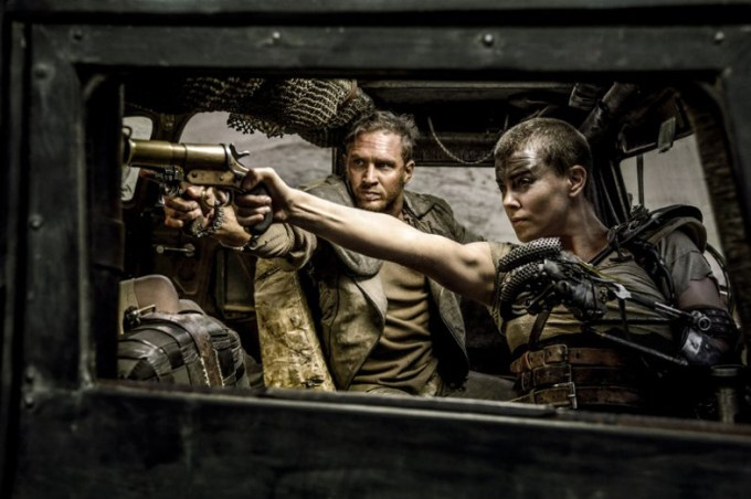 MAD MAX FURY ROAD a
