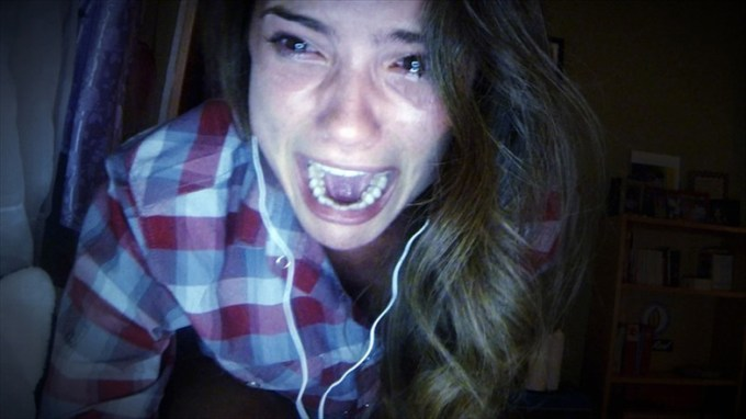 Shelley Hennig in UNFRIENDED courtesy of Universal Pictures.