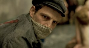 Géza Röhrig is Saul in SON OF SAUL.