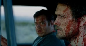 A scene from SOUTHBOUND.