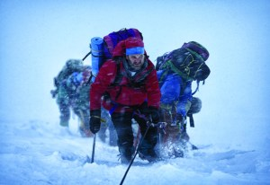 Jason Clarke stars in EVEREST. Photo courtesy of Universal Pictures.