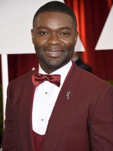 David Oyelowo at the 2015 Academy Awards. Photo courtesy of Getty Images.
