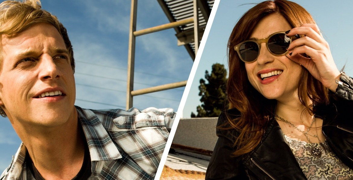 'YOU'RE THE WORST' Interview: Aya Cash and Chris Geere Take Season 2 to New Heights