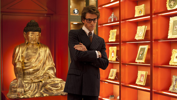 Gaspard Ulliel plays the titular designer in SAINT LAURENT. Courtesy of Sony Pictures Classics.