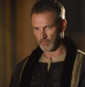 Stephen Moyer as Milus Corbett in THE BASTARD EXECUTIONER. Photo courtesy of Ollie Upton/FX.