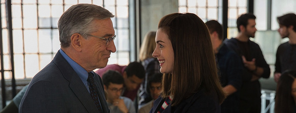 Movie Review: 'THE INTERN' – Talent's Chemistry Rises Above Cliché Riddled Story