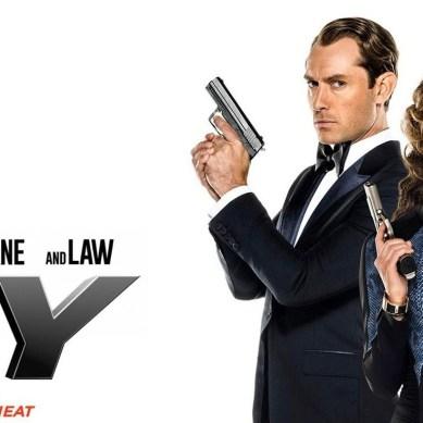 Movie Review: 'SPY' – Goldfinger'd