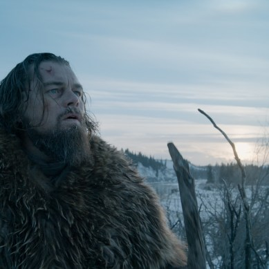 Trailer: Watch Leonardo DiCaprio Fight A Bear In 'THE REVENANT'