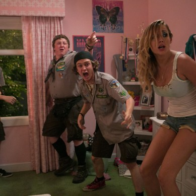 Movie Review: SCOUTS GUIDE TO THE ZOMBIE APOCALYPSE Has No Brains