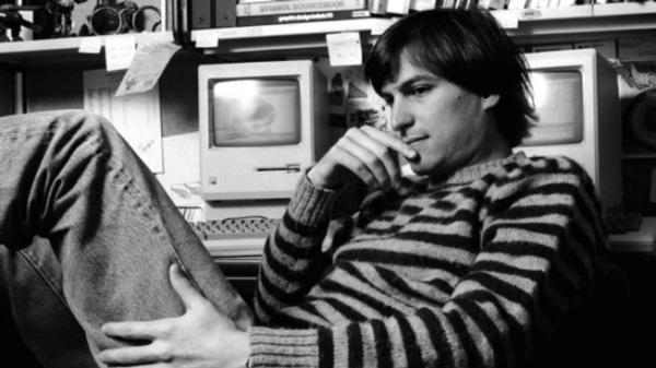 """A look at the personal and private life of the late Apple CEO, Steve Jobs. """"Steve Jobs: The Man in the Machine. ( Photo Courtesy of Magnolia Pictures)"""
