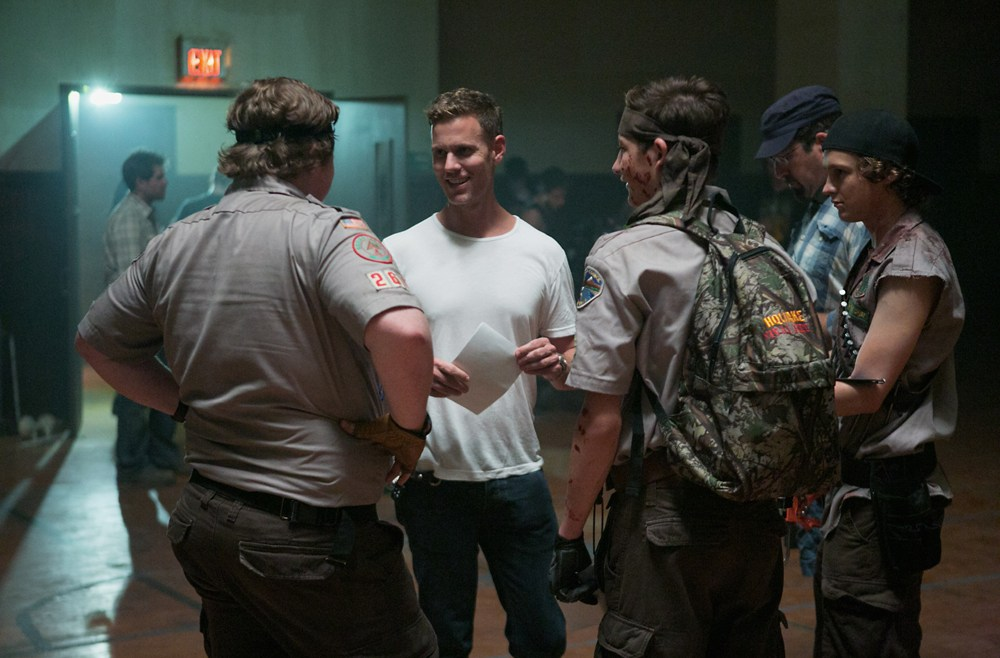 Exclusive Interview: Director Christopher Landon Talks 'SCOUTS GUIDE TO THE ZOMBIE APOCALYPSE'