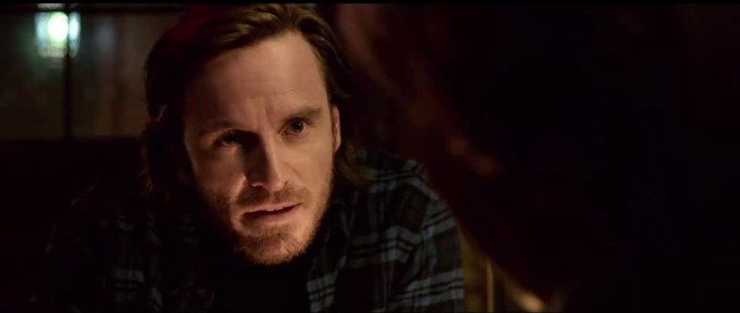 Michael Fassbender is STEVE JOBS. Courtesy of Universal Pictures.