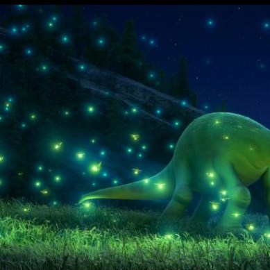 Trailer: Go On An Adventure Of A Lifetime With 'THE GOOD DINOSAUR'