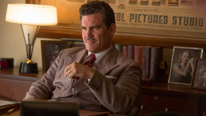 Josh Brolin is the fixer in HAIL, CAESAR! Courtesy of Universal Pictures.
