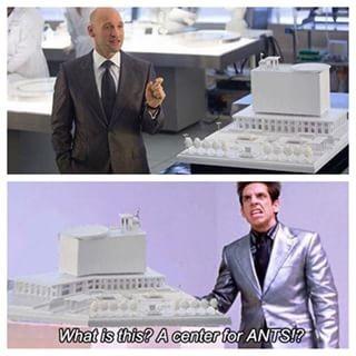 ANT MAN ZOOLANDER