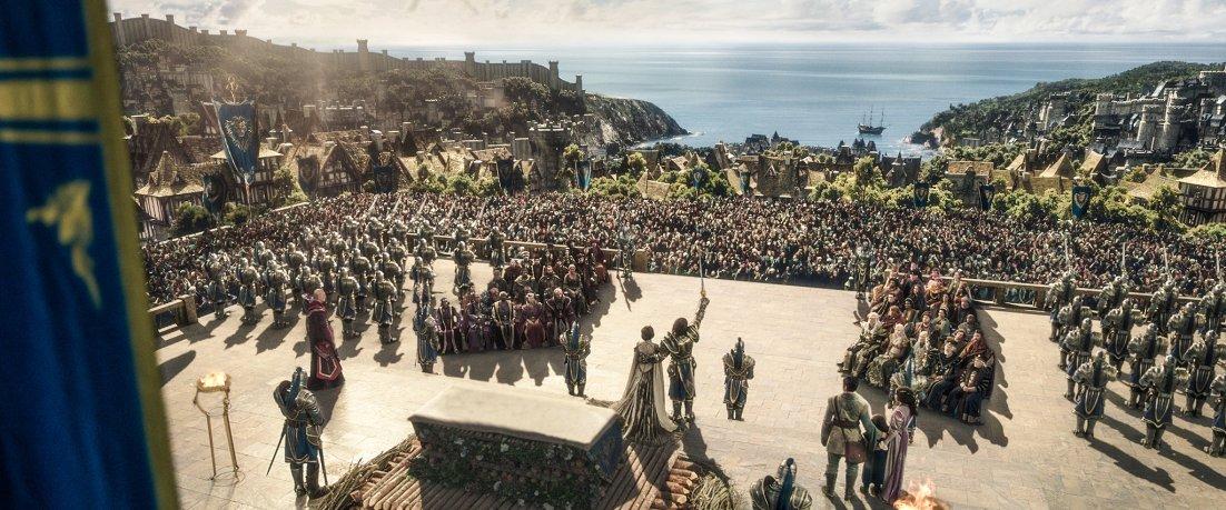 'WARCRAFT: THE BEGINNING' Trailer Touts An Epic Adventure